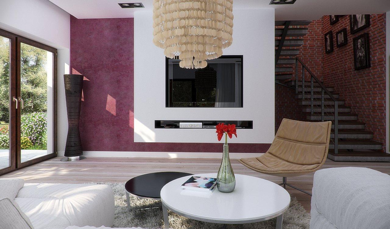 Projekt domu opa ek ii n 2g projekty dom w dominanta for 15 115 salon kosmetyczny opinie